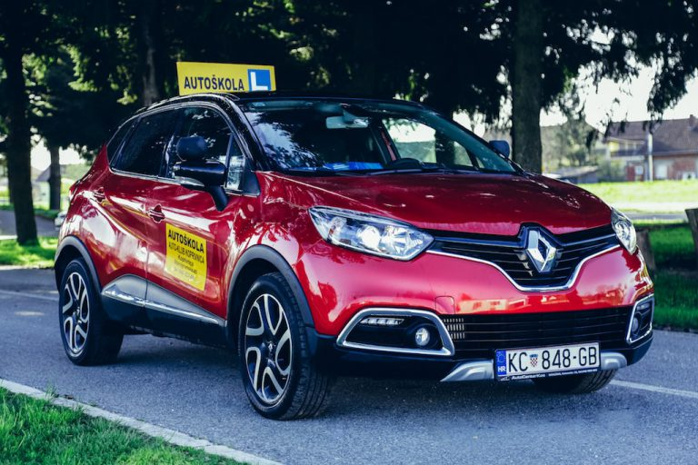 Auto Klub Koprivnica - Renault Captur