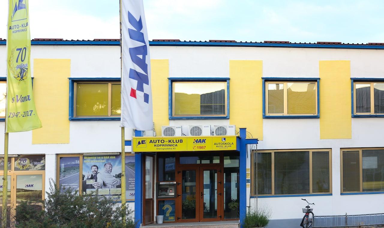 Auto-klub Koprivnica