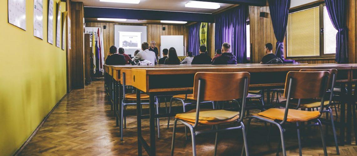 Auto klub Koprivnica učionica